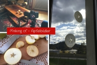 Making of - Apfelbilder