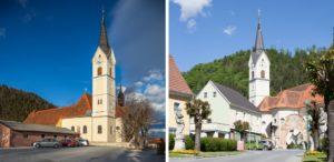 Maria Lankowitz Kirche