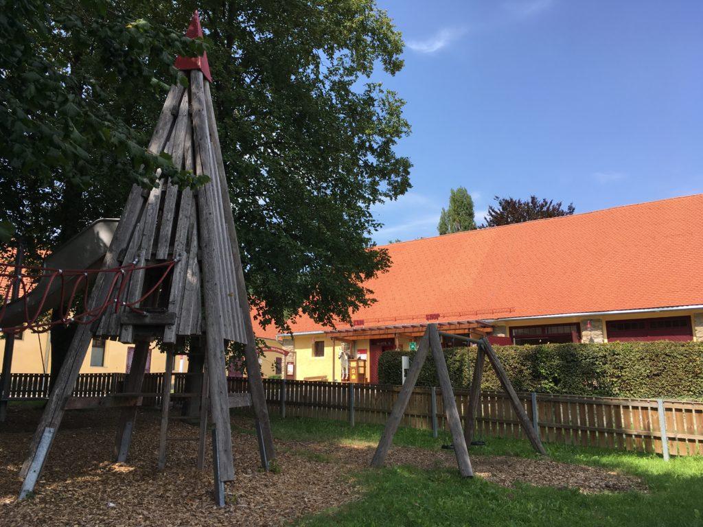 Spielplatz in Piber