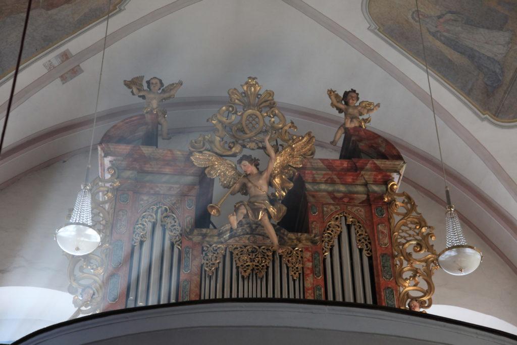 Chor und Orgel Maria Lankowitz - Foto Pia Burchhart