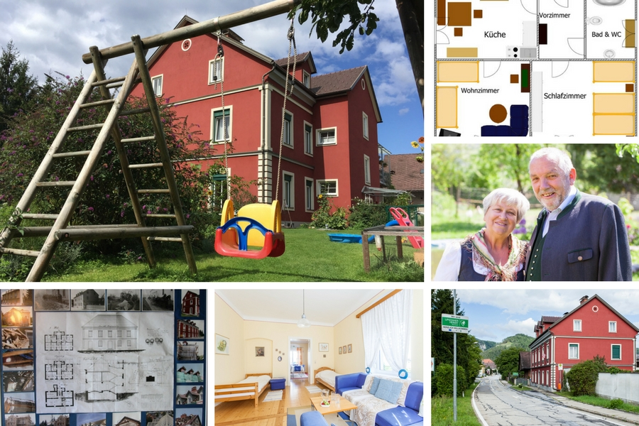Ferienwohnungen Familie Wascher - Fotos: Pia & Thomas Burchhart