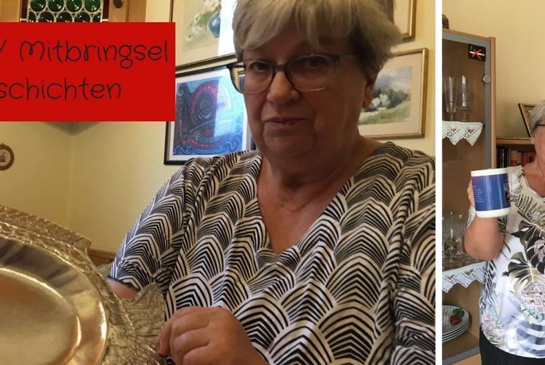 Gastgeschenke und Mitbringsel und viele Geschichten mit Hannerl