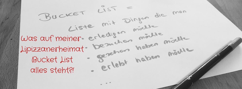 Bucket List Lipizzanerheimat - Pia - Beitragsbild