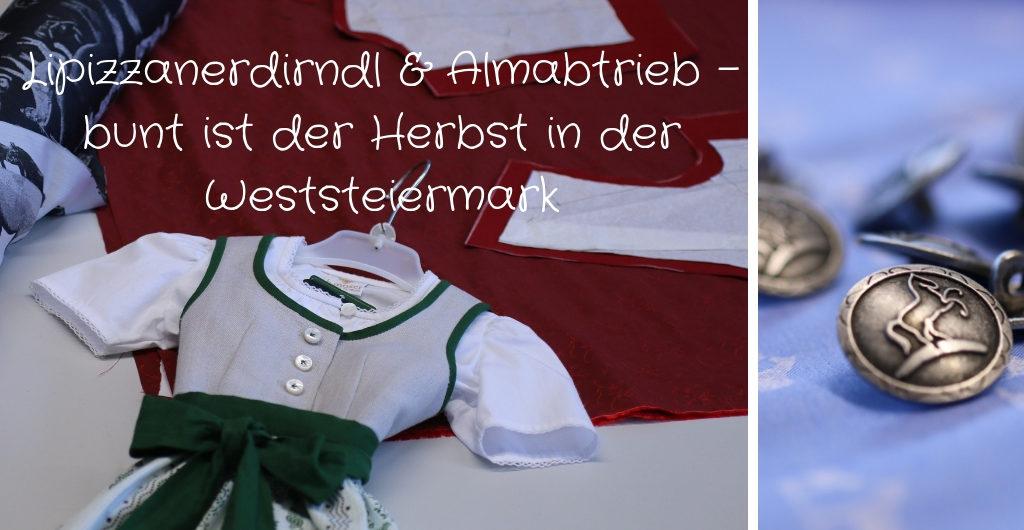 Lipizzanerdirndl Trachten Pachatz - Fotos: Annika Wascher