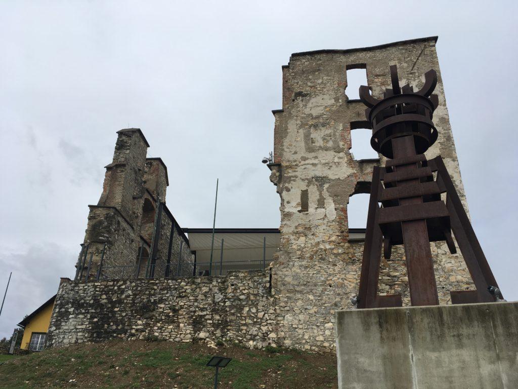 Burg Voitsberg - Energie Erlebnispark Zangtal