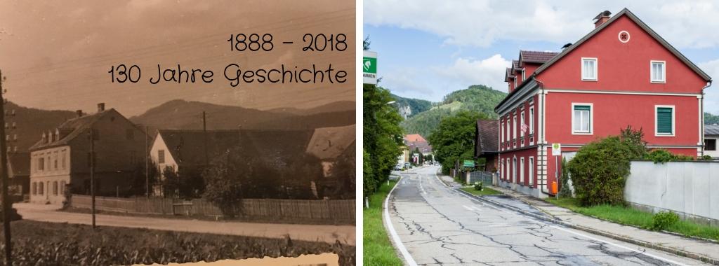 1888-2018 130 Jahre Familie im Haus