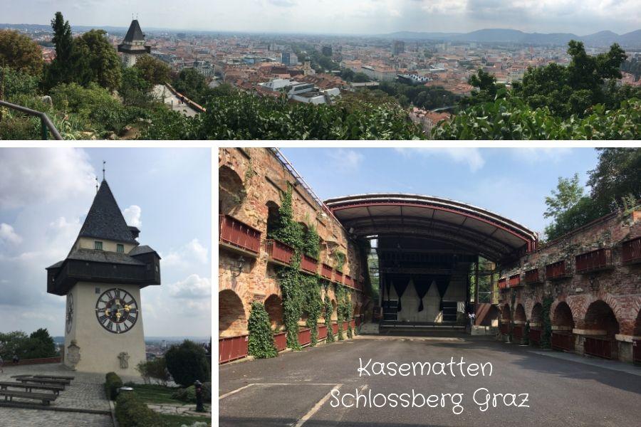 Kasematten Schlossberg Graz - 2019