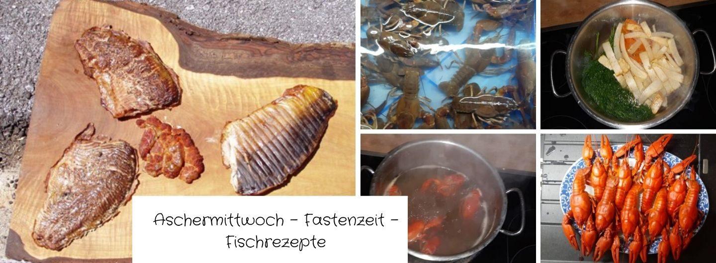 Aschermittwoch - Fastenzeit - Fischrezept