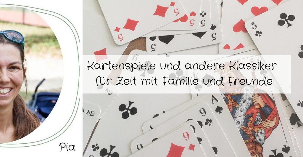 Kartenspiele und andere Klassiker für Zeit mit Familie und Freunde