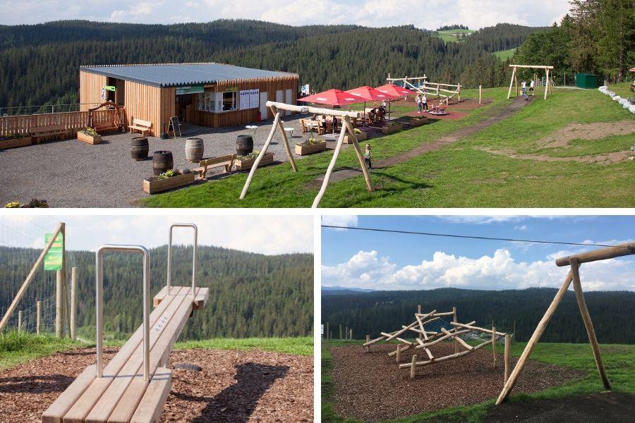 Sommerrodlbahn - Spielplatz - Food Truck - Zwischenstopp auf der A2