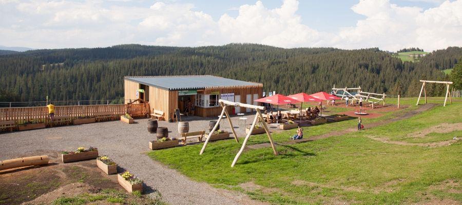 Steirarodl Kassa - Spielplatz - Frischluft
