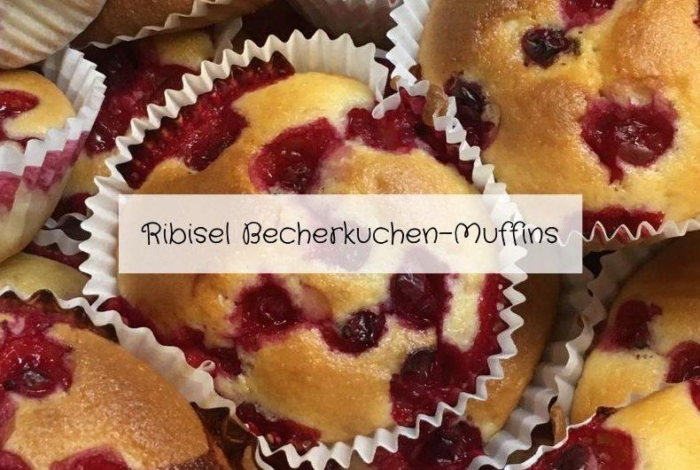 Riebisel-Becherkuchen-Muffins