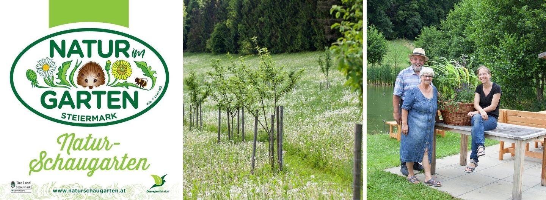 Natur im Garten 2021 - 27. Juni Tag der offenen Gartentüre